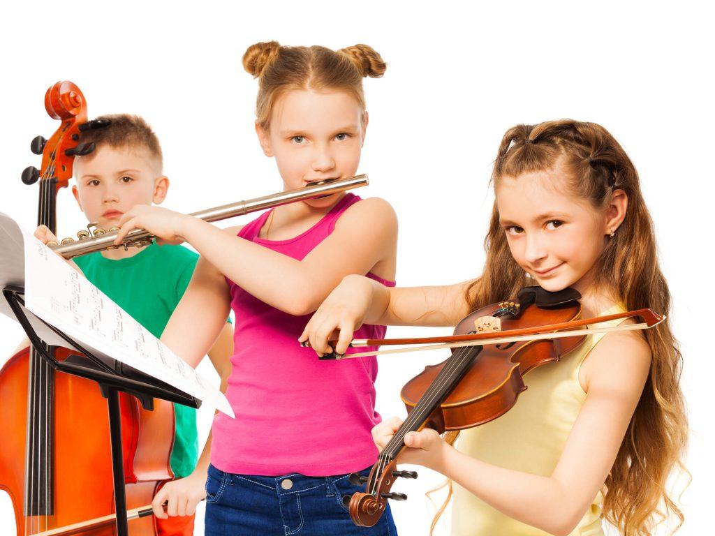 preschool in Laguna Hills outdoor-music