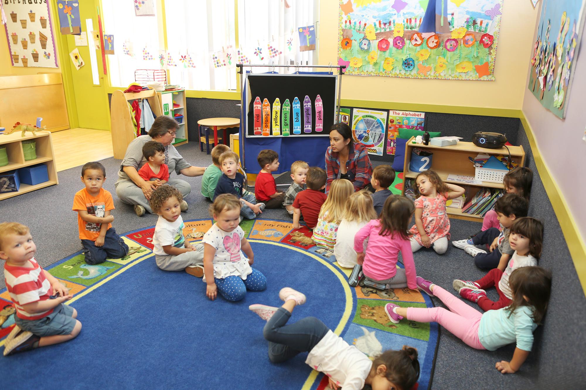 preschool aliso viejo Infant Care